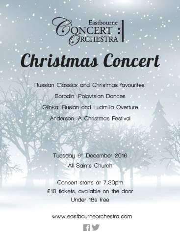 ECO - Christmas Concert