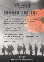 Summer Concert 2018